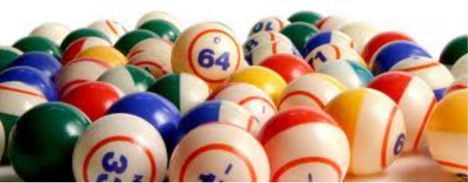 V2 bingo balls